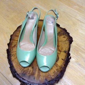 Nurture Patent Leather Shoes Sz 7